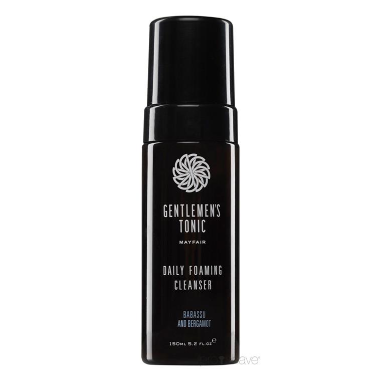 Gentlemens Tonic Foaming Facial Cleanser, 175 ml.