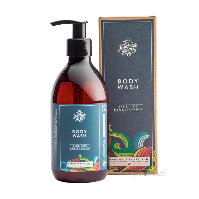 The Handmade Soap Co. Hår & Bodywash, 300 ml.