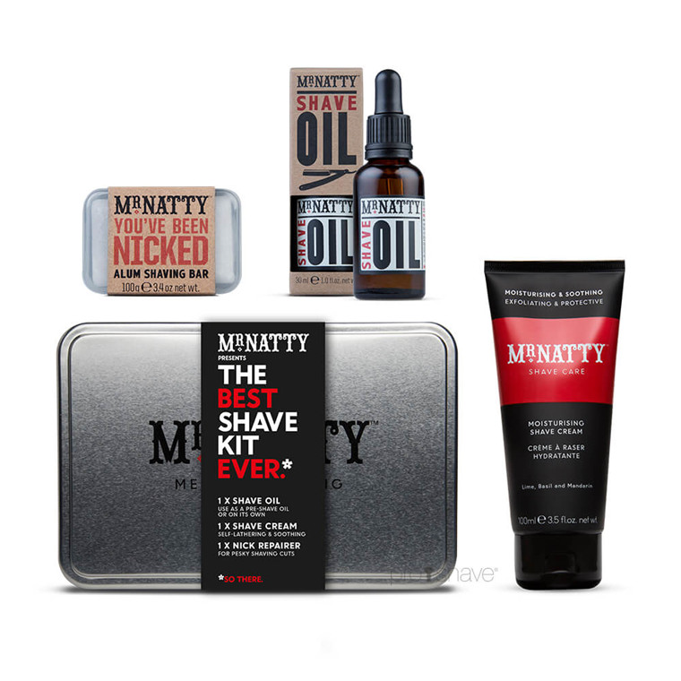 Mr Natty Best Shave Kit Ever