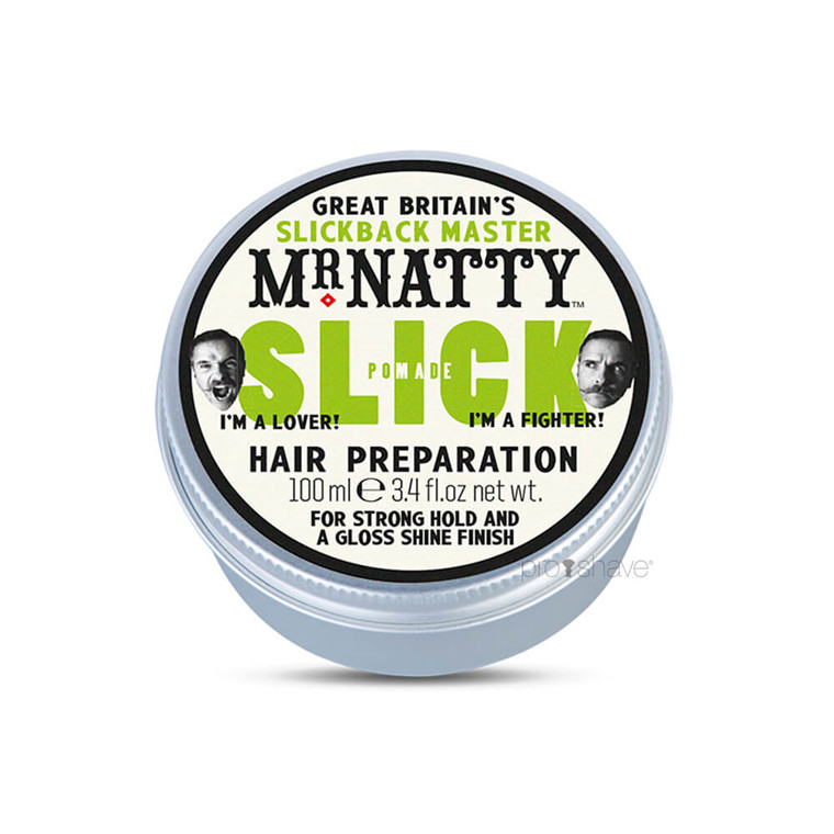 Mr Natty Slick Pomade, 100 ml.