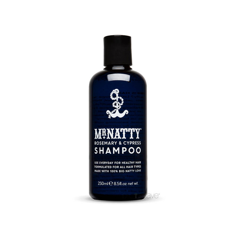 Mr Natty Shampoo, Cypress & Rosemary