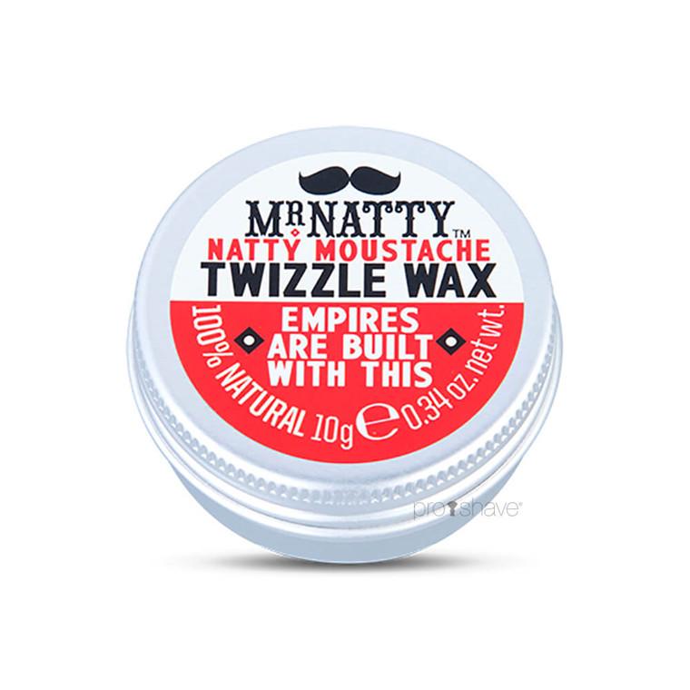 Mr Natty Moustache Twizzle Wax, 10 ml.