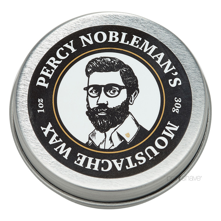Percy Nobleman Moustache Wax, 20 ml.