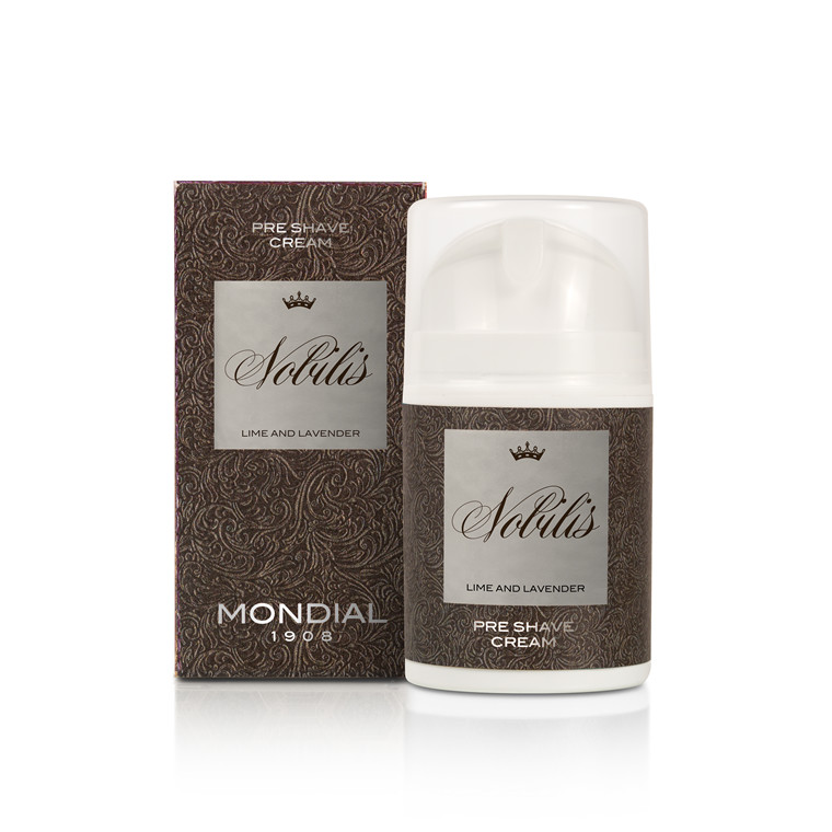 Mondial Nobilis Preshave creme, 50 ml.