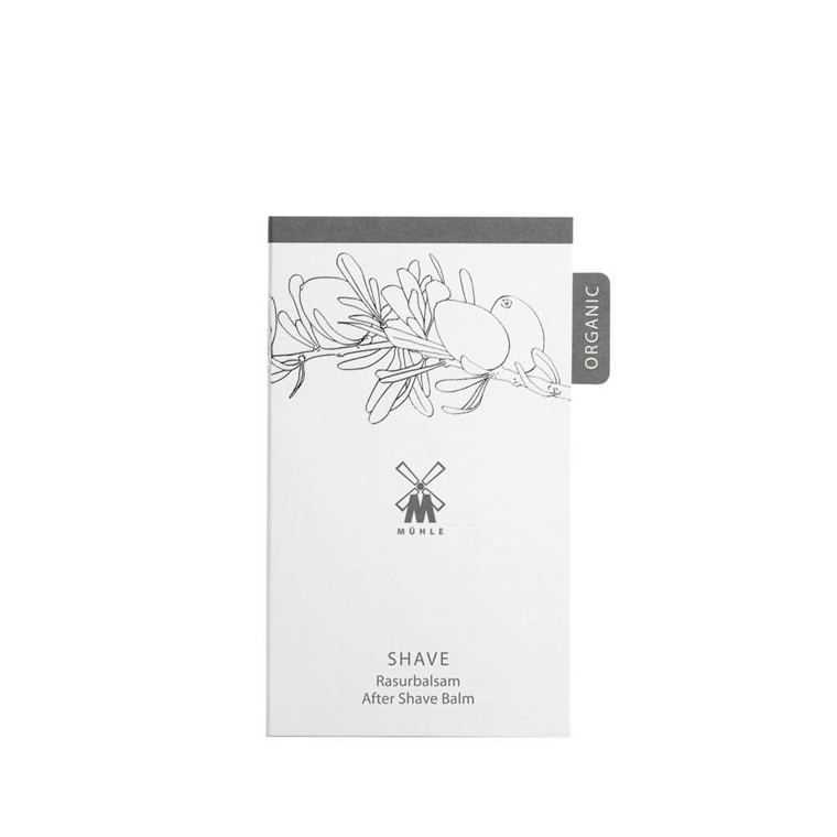 Mühle Organic Aftershave Balm, SAMPLE