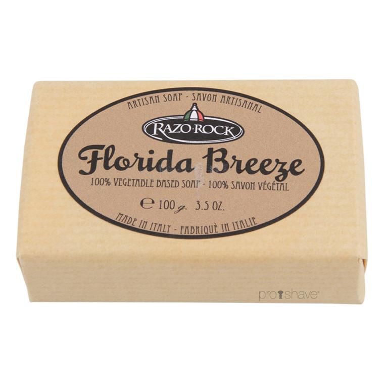 RazoRock Florida Breeze Sæbe, 100 gr.