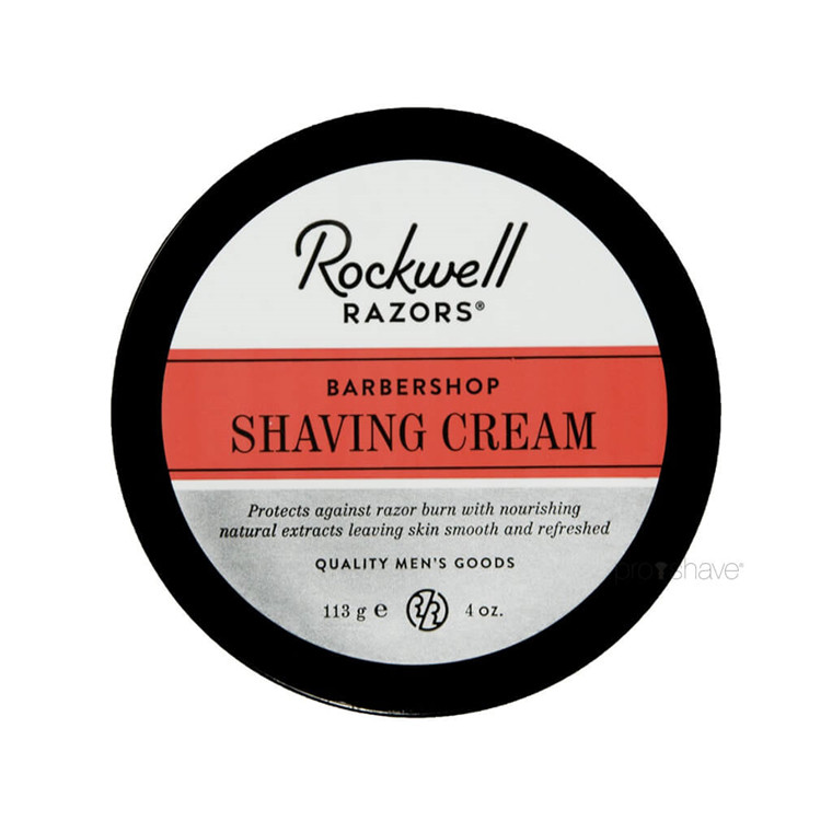 Rockwell Barbercreme, Barbershop Scent, 118 ml.