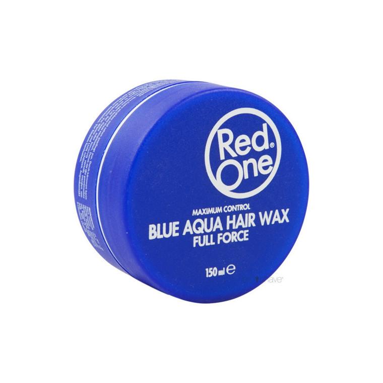 RedOne Blue Aqua Wax Extra Strong, 150 ml.