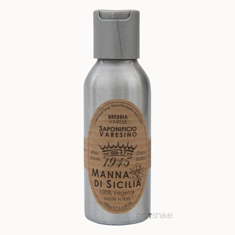 Saponificio Varesino Aftershave Manna, 100 ml.