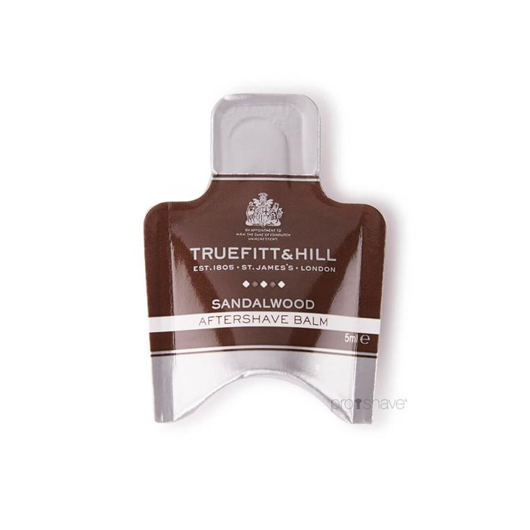 Truefitt & Hill Sandalwood Aftershave Balm Sample Pack