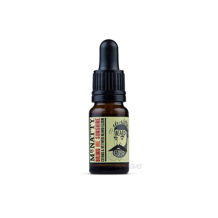 Mr Natty Bring Me Sunshine Beard Elixir, 8 ml.