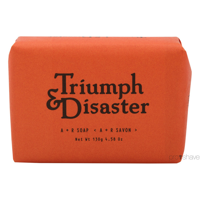 Triumph & Disaster A+R Soap, 130 gr.