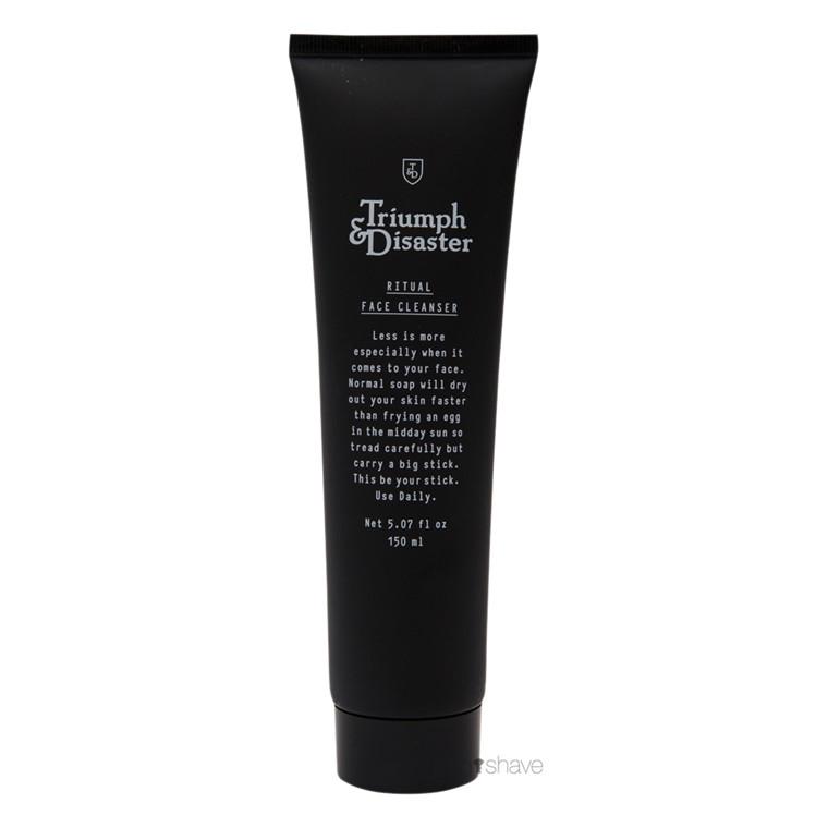 Triumph & Disaster Ritual Face Cleanser, 150 ml.