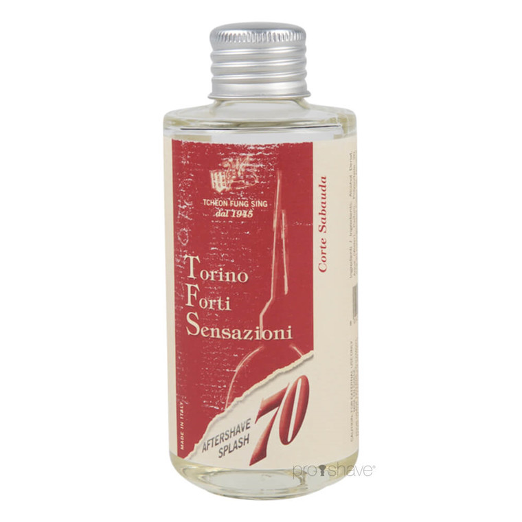 TFS Torino Aftershave Vetiver, 100 ml.