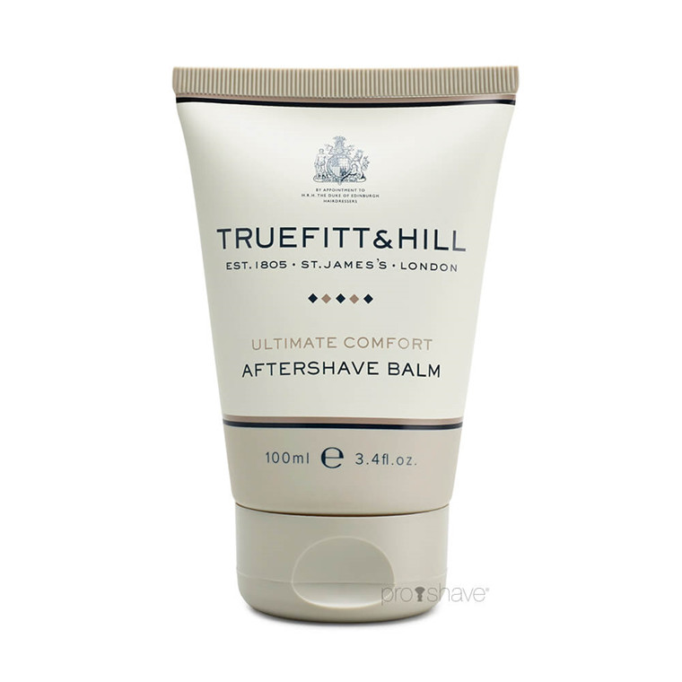 Truefitt & Hill Ultimate Comfort Aftershave Balm, 100 ml.