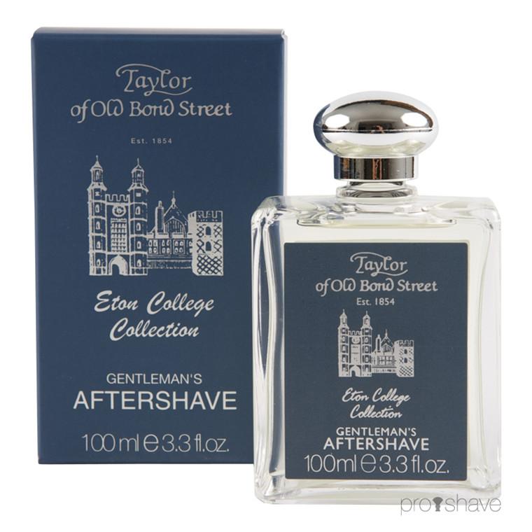 Taylor Of Old Bond Street Aftershave, Eton College, 100 ml.