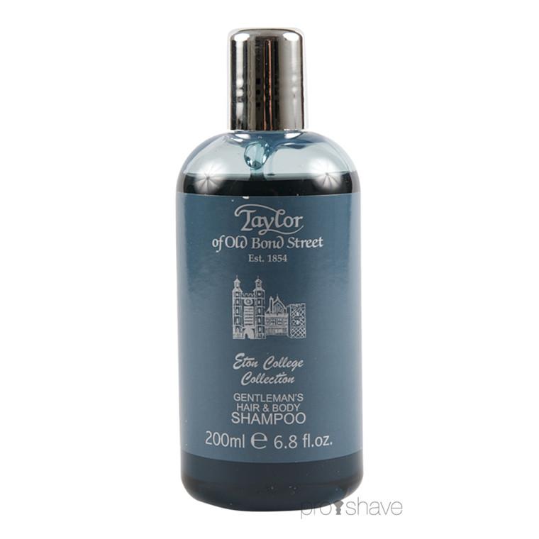 Taylor Of Old Bond Street Hår & Body Shampoo, Eton College, 200 ml.
