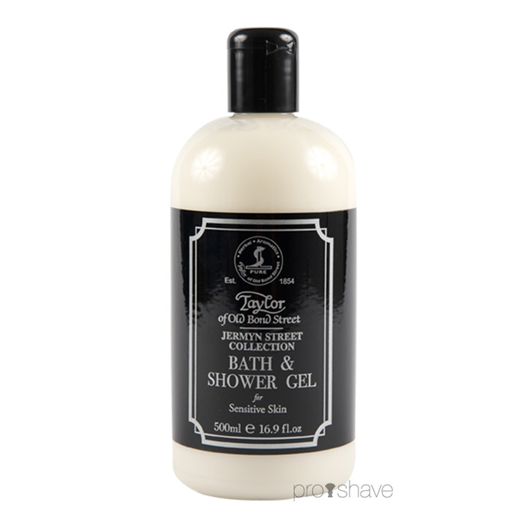 Taylor Of Old Bond Street Shower Gel, Jermyn Street, 500 ml.