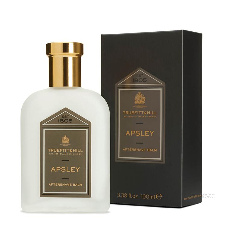 Truefitt & Hill Aftershave Balm, Apsley, 100 ml.