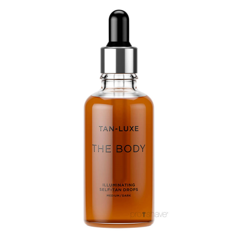 Tan Luxe THE BODY Medium / Dark, 15 ml.