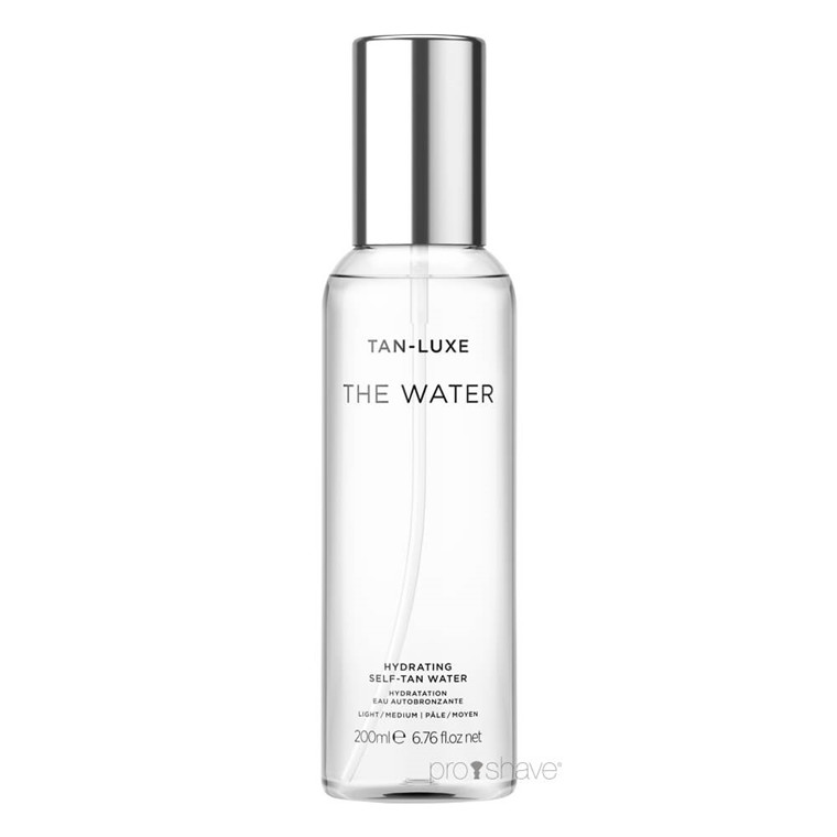 Tan Luxe THE WATER Light / Medium, 200 ml.