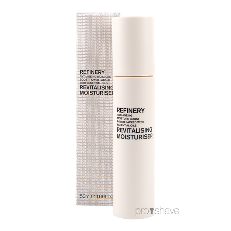 The Refinery Revitalising Moisturiser