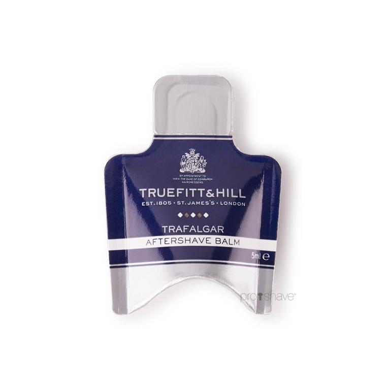 Truefitt & Hill Trafalgar Aftershave Balm Sample Pack