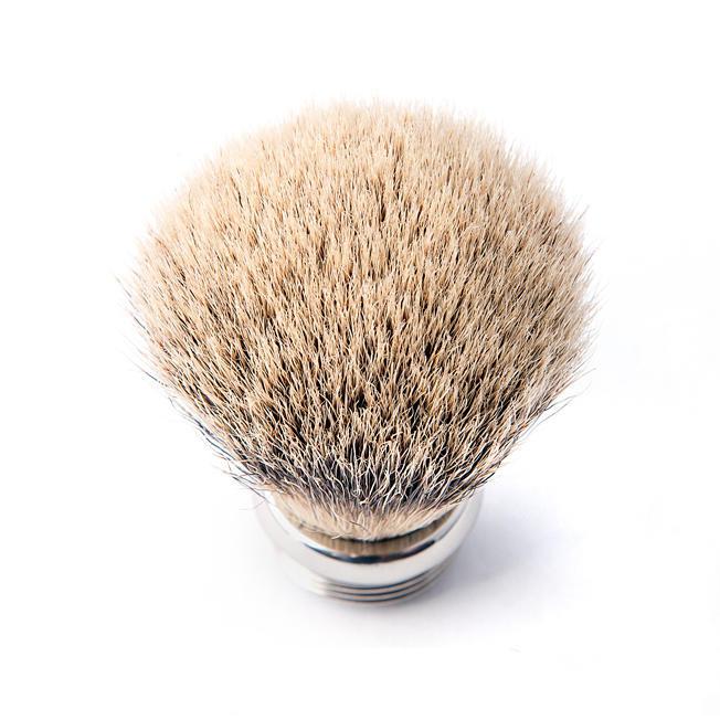 Wilde & Harte Udskiftningsbørste til Best Badger Barberkost, The Eltham