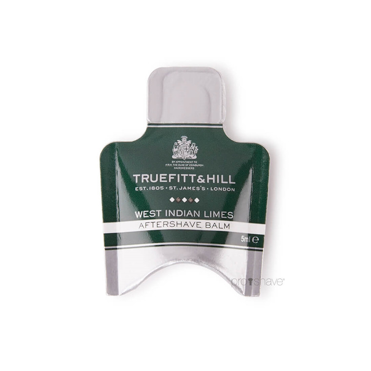 Truefitt & Hill West Indian Limes Aftershave Balm Sample Pack