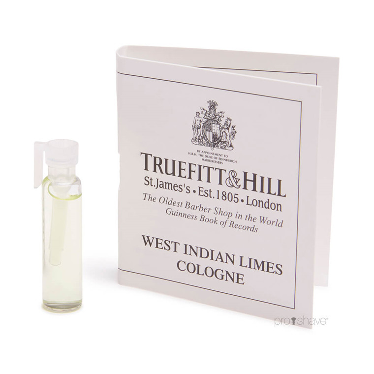 Truefitt & Hill Duftprøve West Indian Limes