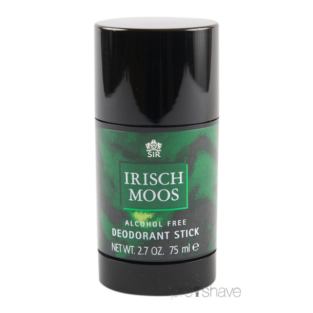 Sir Irisch Moos Deodorant Stick, 75 ml.