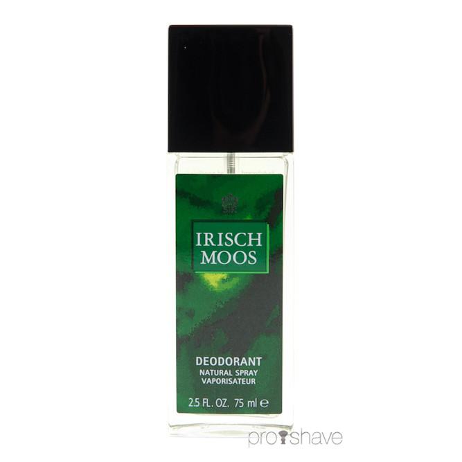 Sir Irisch Moos Deodorant Spray, 75 ml.