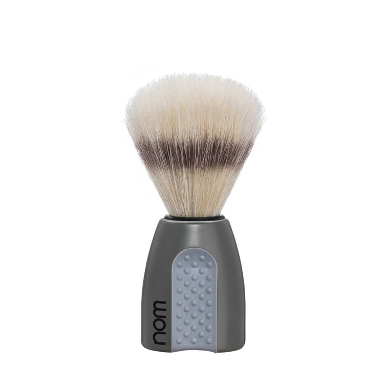 nom ERIK Barbarkost, Natural Bristle, Grey