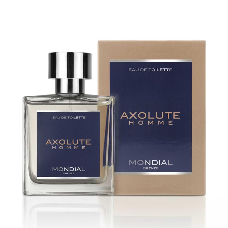 Mondial Axolute Homme Eau de Toilette, 100 ml.