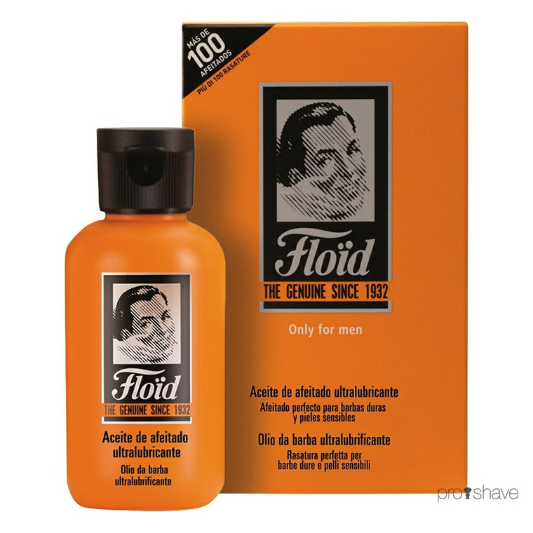 Floïd Shaving Oil, 50 ml.