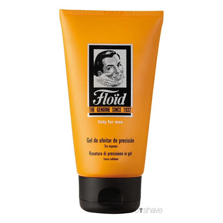 Floïd Shaving Gel, 125 ml.