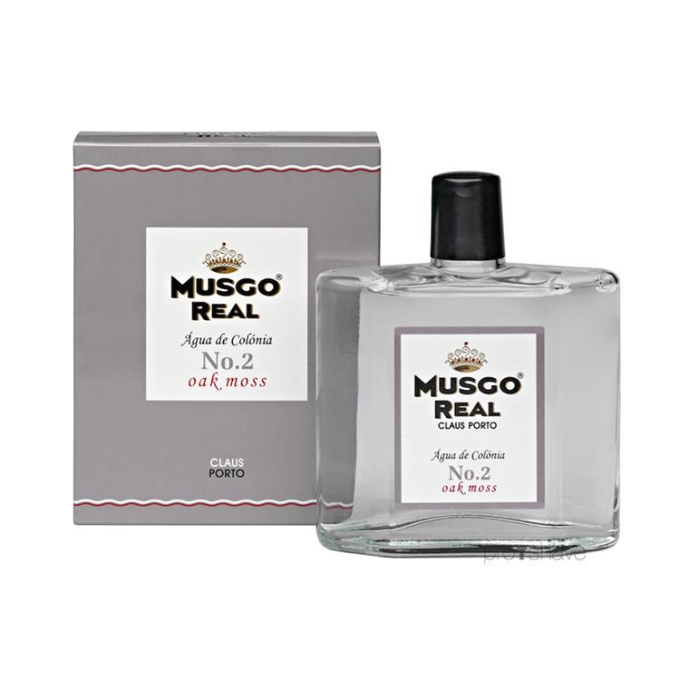 Musgo Real Cologne No.2, Oak Moss, 100 ml.