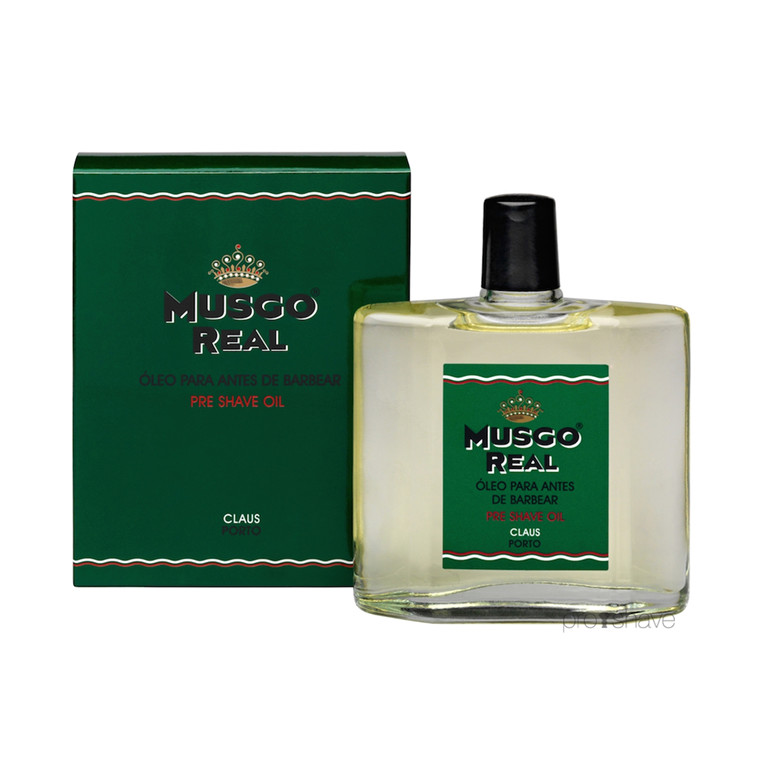 Musgo Real Preshave Oil, 100 ml.