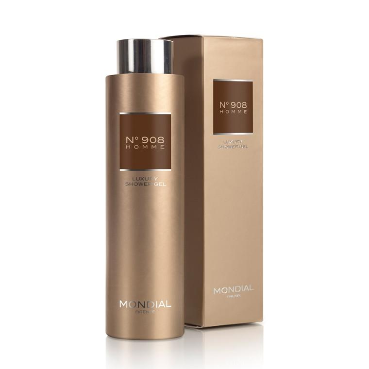 Mondial N°908 Homme Shower Gel, 250 ml.