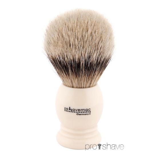 Shavemac Barberkost, Finest Badger, 26 mm.