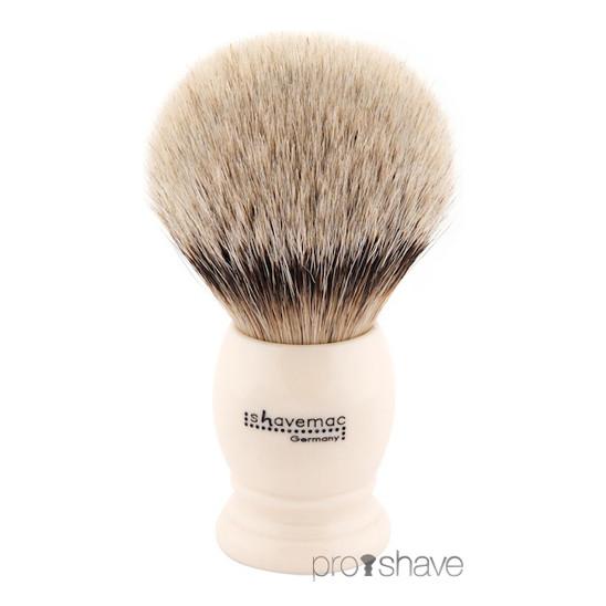Shavemac Barberkost, Finest Badger, 30mm
