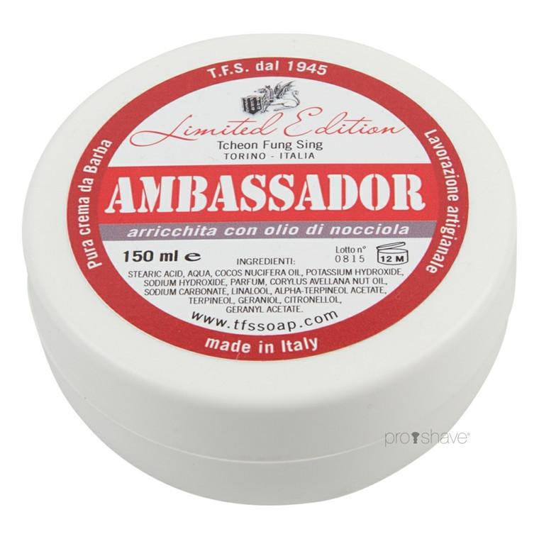 TFS Torino Barbercreme Ambassador, 150 ml.