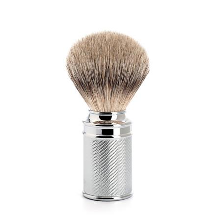Mühle Silvertip Barberkost, 21 mm, Traditional, Krom
