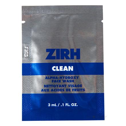 ZIRH Clean Sample Packette, 3 ml.