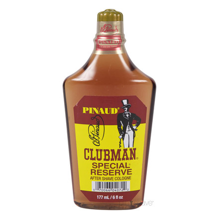 Pinaud Clubman Aftershave Special Reserve, 177 ml.