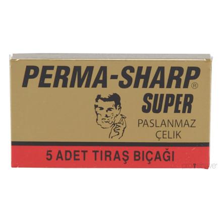 Permasharp Super DE-Barberblade, 2x5 stk. (10 stk.)