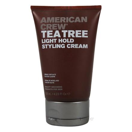 American Crew Tea Tree Light Hold Styling Cream, 125 ml.
