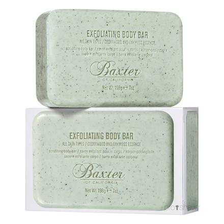 Baxter Of California Exfoliating Body Bar, 198 gr.