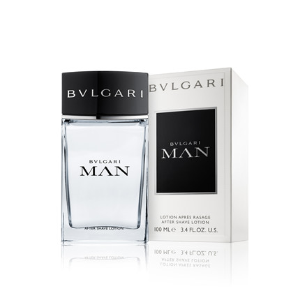 Bvlgari Man Aftershave Lotion, 100 ml.