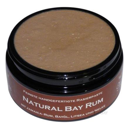 Meißner Tremonia Natural Bay Rum Barbercreme, 200 ml.